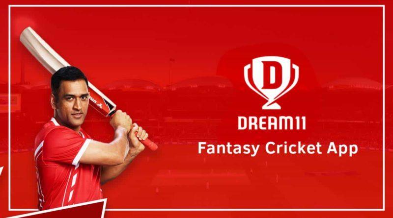 Dream11-Fantasy-Cricket-App