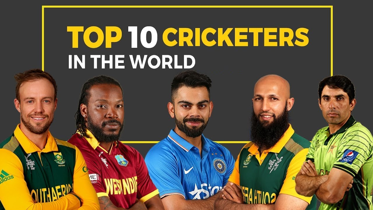 top 10 crickter in the world