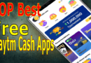 Best Paytm Earning App List