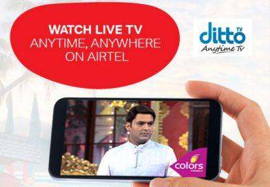 Free Airtel Ditto TV