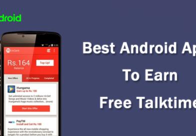 Free Recharge App download