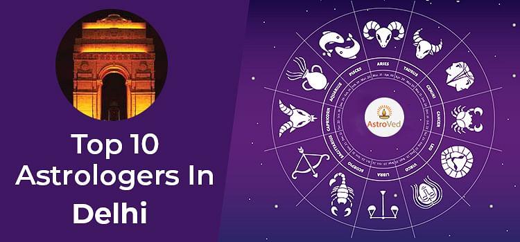 Top 10 Best Astrologer in Noida, Delhi