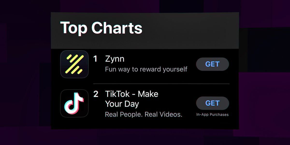 TikTok clone Zynn returns, replacing cash rewards with useless Zynncheers points
