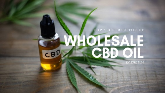 Top Bulk & Wholesale distributor of Cannabidiol (CBD) Oil in the USA