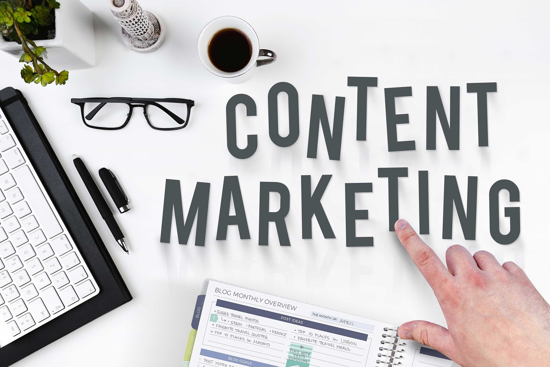 What's the Current Job Market for Content Marketing Professionals Like?