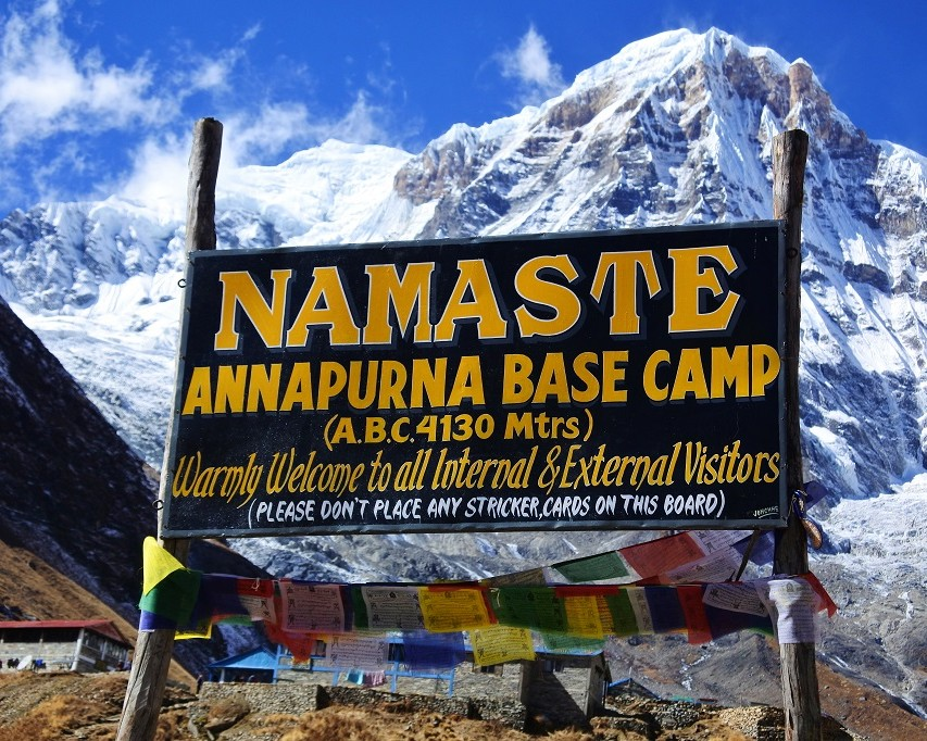 A complete Annapurna base camp trek guide in Nepal