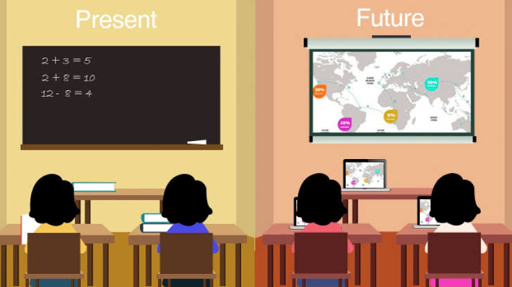 How technology can replace teachers