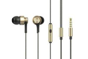 2. J3 Deep Bass Hi-Fi Stereo Sound In-Ear earphone with mic
