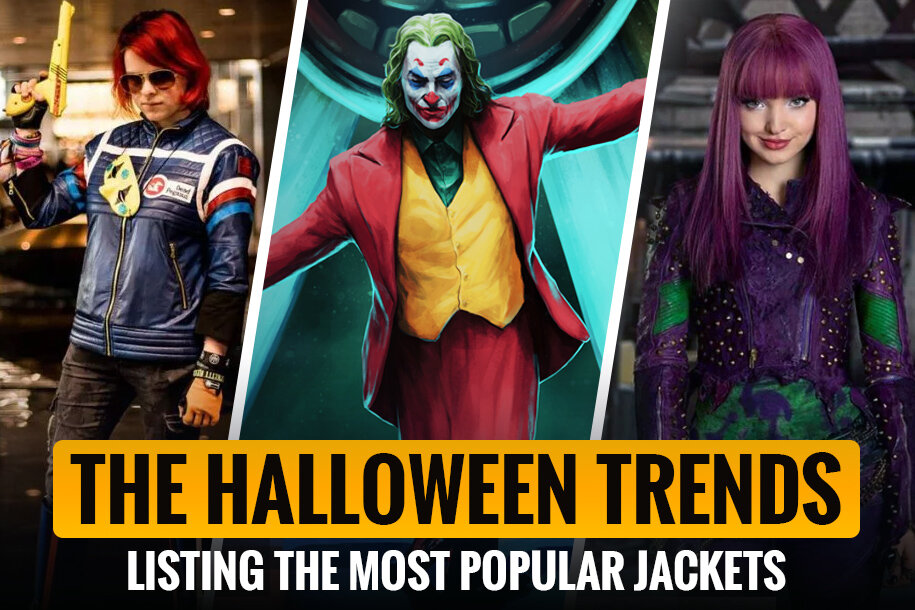 The Halloween Trends: Listing the Most Popular Jackets