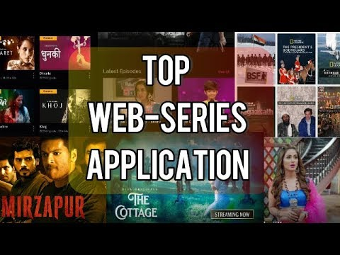 Free Web Series App