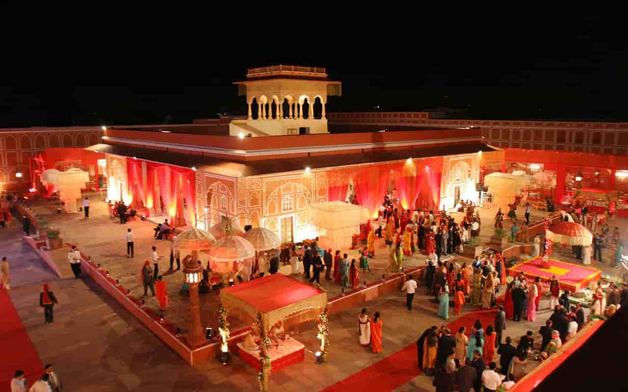 spectacular wedding destinations in India