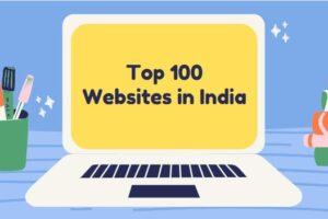 Most Popular Websites in India