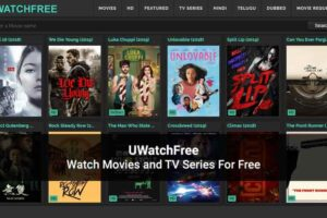 uwatchfree movies Download