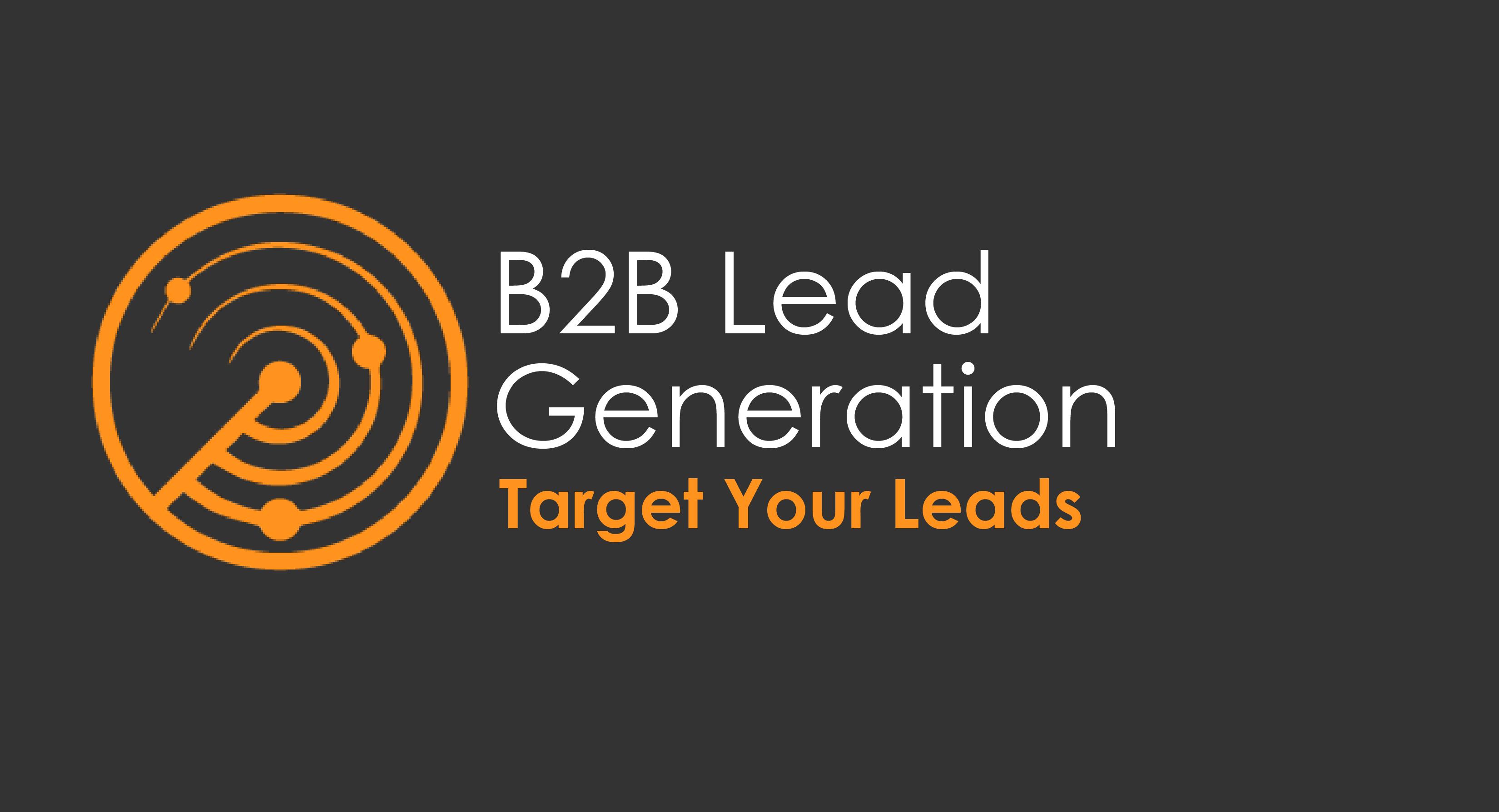 B2b lead generation companies in usa