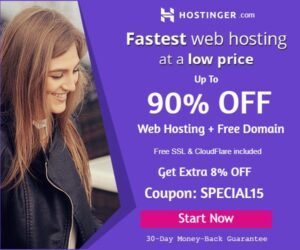 Hostinger-Coupon-Code
