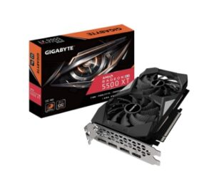GIGABYTE Radeon RX 5500 XT OC 8G GDDR6