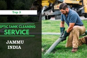 Septic Tank Cleaning Services in Jammu