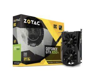 Zotac GeForce GTX 1050 Ti OC Edition