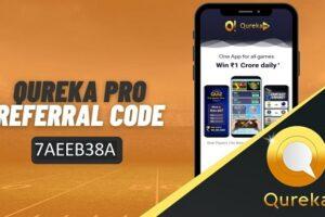 Qureka Pro Referral Code