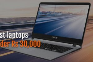 best laptop under 30000 for gaming