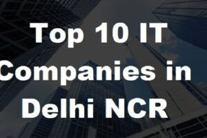 top 10 it companies in delhi ncr