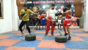 Amjad Khan Boxing Training Center