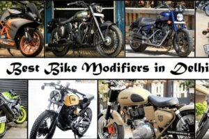 Best Bike Modifiers in Delhi