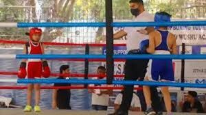 GSF Boxing Academy for Women Empowerment