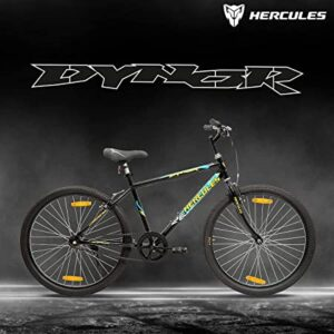 Hercules Dynor RF 26T Single Speed Road Cycle