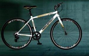 Hero Sprint Santiago 26T SS Hybrid City Bike