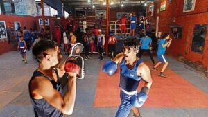 Najafgarh Boxing Academy