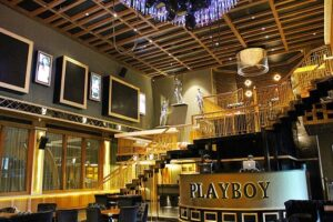 Playboy Club, Chanakyapuri
