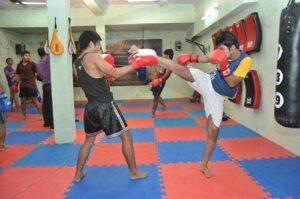 Spark Kick Boxing Academy