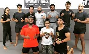Ultimate MMA & Fitness Zone