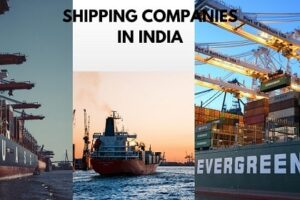 Best shipping companies in india